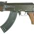AK Rifle of the Democratic People's Republic of (North) Korea