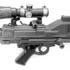 French Light Machine Gun M52