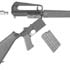 Armalite AR-10A2 Infantry Rifle