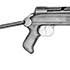 The STAR Z-45 Submachine Gun