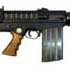 MAS T 62 ASSAULT RIFLE