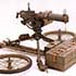 M1 Machine Gun Cart
