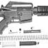 Improvement M16/AR-15 Rifles Carbines