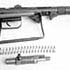Danish Hovea M49 Submachine Gun