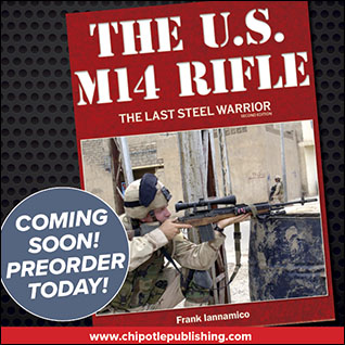 Preorder the M14 Steel Warrior Second Edition book today!