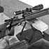 IDF Mauser M-66 SP Sniper Rifle